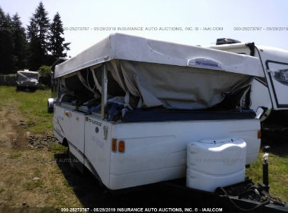 Salvage 2005 FLEETWOOD CAMPER for sale