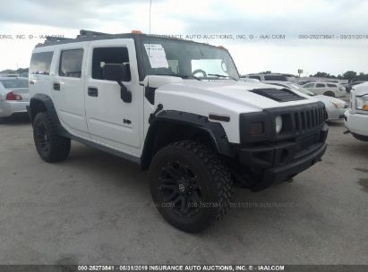 Salvage 2005 HUMMER H2 for sale