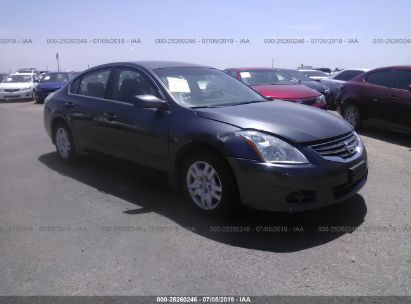 Salvage 2011 NISSAN ALTIMA for sale