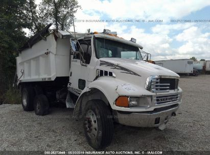 Salvage 2001 STERLING M for sale