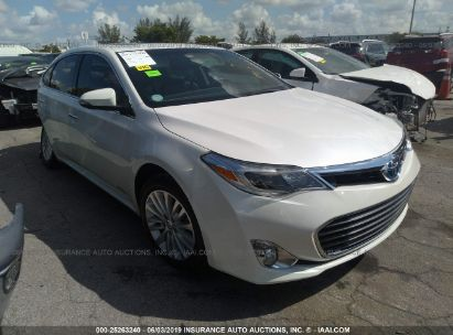 Salvage 2015 TOYOTA AVALON for sale