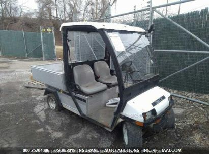 Salvage 2013 CLUBCAR UNKNOWN for sale