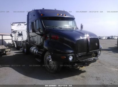 Salvage 2006 KENWORTH CONSTRUCTION for sale