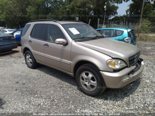 click here to view 2005 M BENZ ML350 AWD at IBIDSAFELY