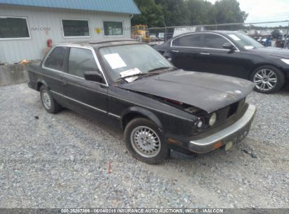 Salvage 1987 BMW 325 for sale