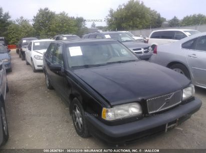 Salvage 1997 VOLVO 850 for sale