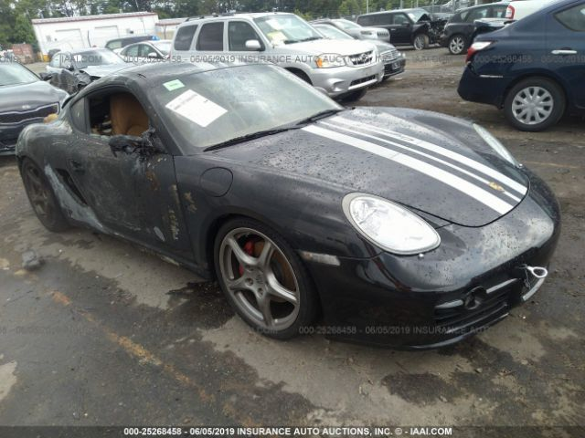 click here to view 2007 PORSCHE CAYMAN at IBIDSAFELY