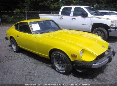 Salvage 1975 DATSUN 280ZX for sale