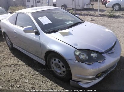 Salvage 2004 ACURA RSX for sale