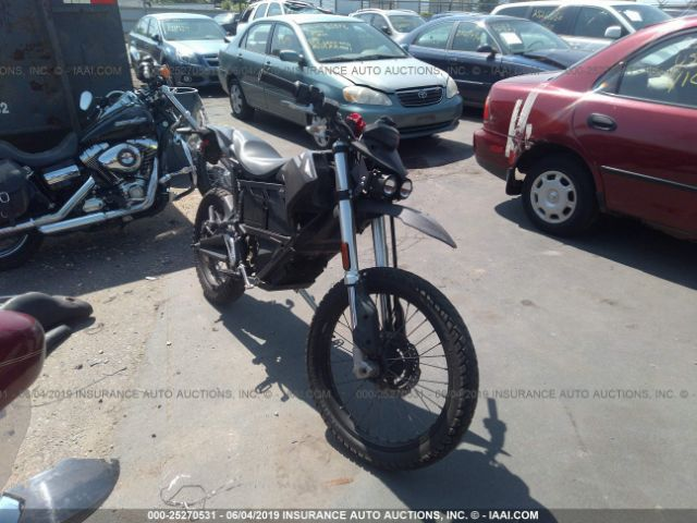 2015 ZERO MOTORCYCLES INC FX - Small image. Stock# 25270531