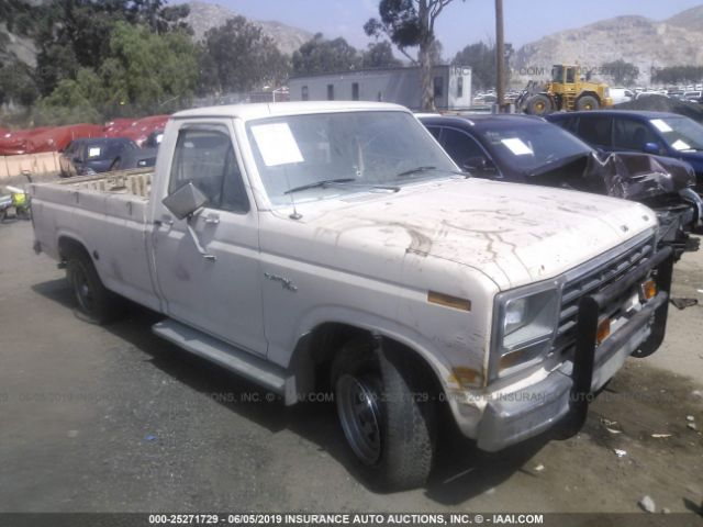 1981 FORD F150 - Small image. Stock# 25271729