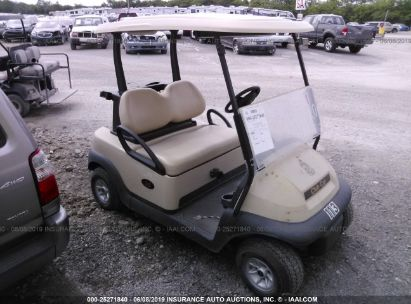 Salvage 2014 CLUB CAR ELECTRIC for sale