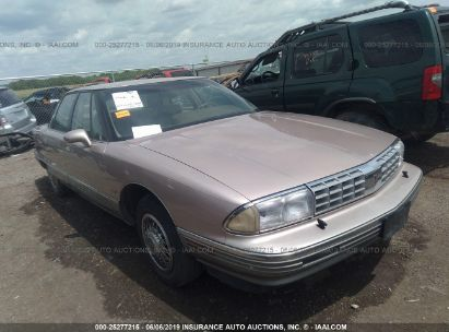 Salvage 1991 OLDSMOBILE 98 for sale