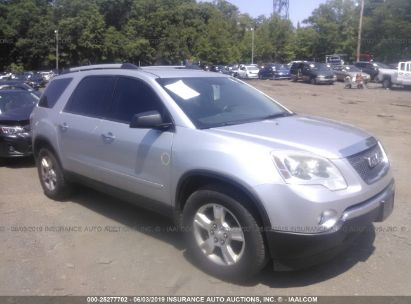 Salvage 2011 GMC ACADIA for sale