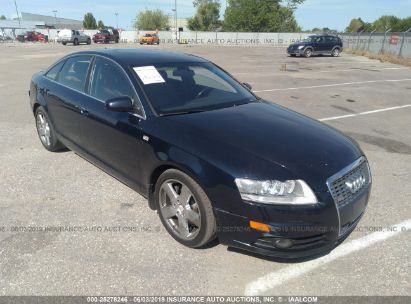 Salvage 2006 AUDI A6 for sale
