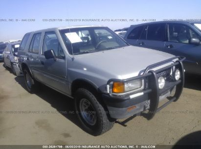 Salvage 1992 ISUZU RODEO for sale