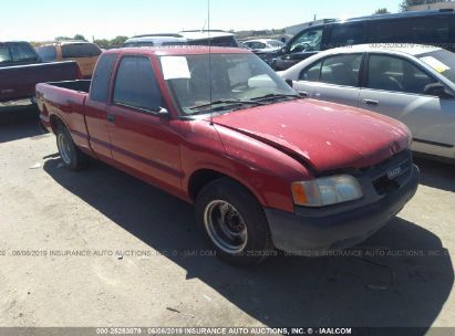 Salvage 1998 ISUZU HOMBRE for sale