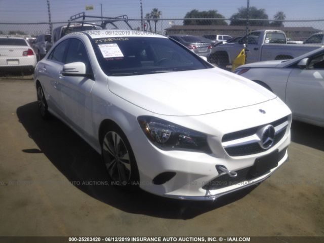 2019 MERCEDES-BENZ CLA - Small image. Stock# 25283420