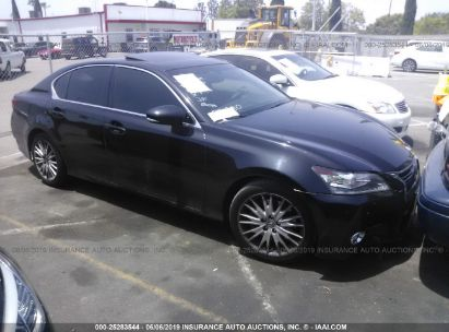 Salvage 2013 LEXUS GS for sale