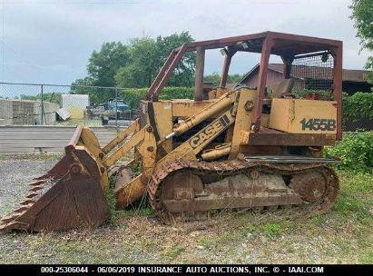 Salvage 1988 CASE 1455B DOZER for sale