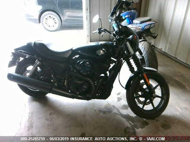 click here to view 2015 Harley-davidson XG500 at IBIDSAFELY