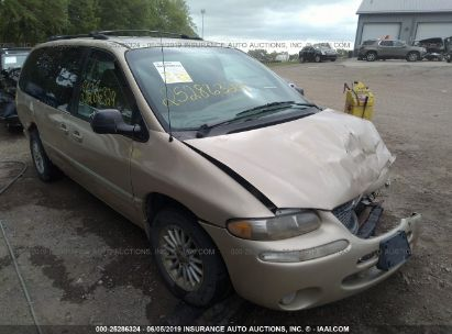 Salvage 1999 CHRYSLER TOWN & COUNTRY for sale