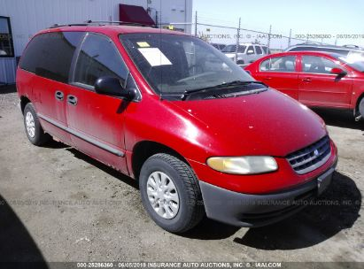 Salvage 1996 PLYMOUTH VOYAGER for sale