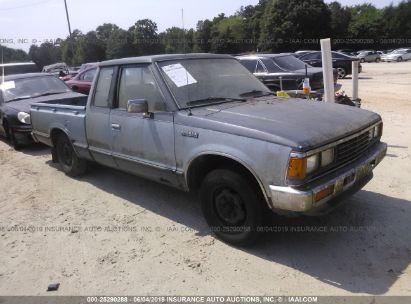 Salvage 1984 DATSUN 720 for sale