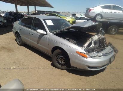 Salvage 2002 SATURN L200 for sale