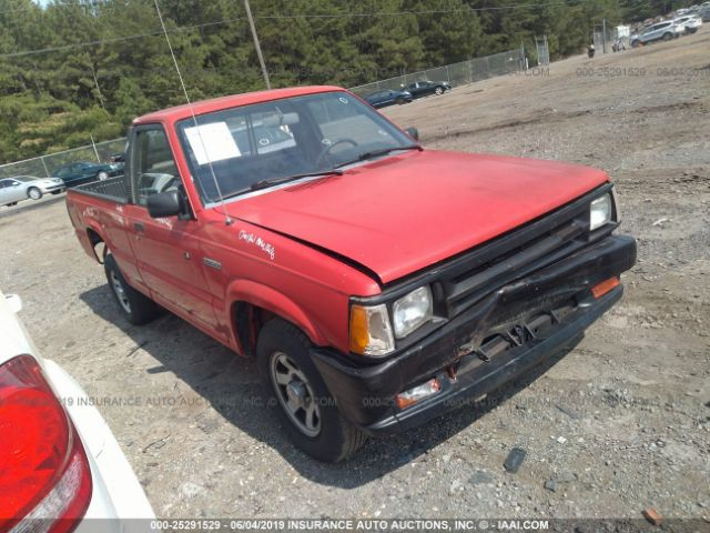 Salvage Title 1987 Mazda B2200 2 2L For Sale in Bessemer AL