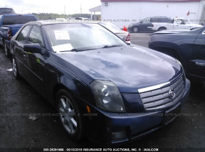 Salvage 2005 CADILLAC CTS for sale