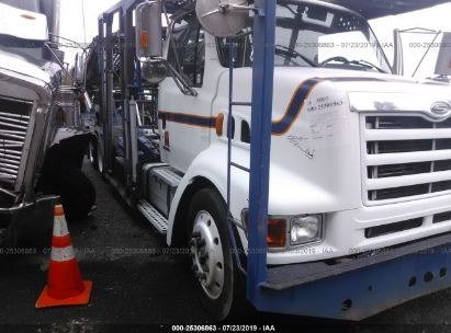 Salvage 2000 STERLING LT for sale