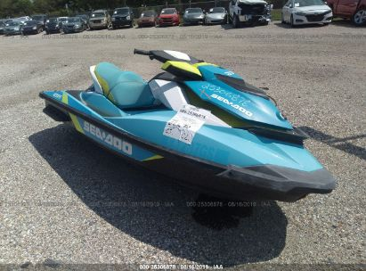 Salvage 2015 SEADOO SEADOO GTI for sale