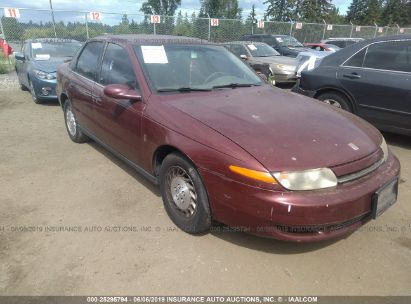 Salvage 2002 SATURN L100 for sale
