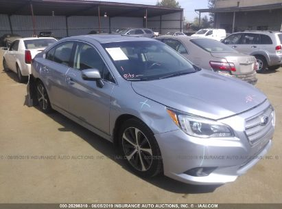 Salvage 2015 SUBARU LEGACY for sale