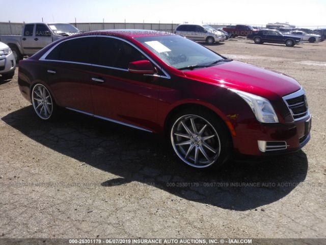 Salvage, Repairable and Clean Title Cadillac XTS Vehicles