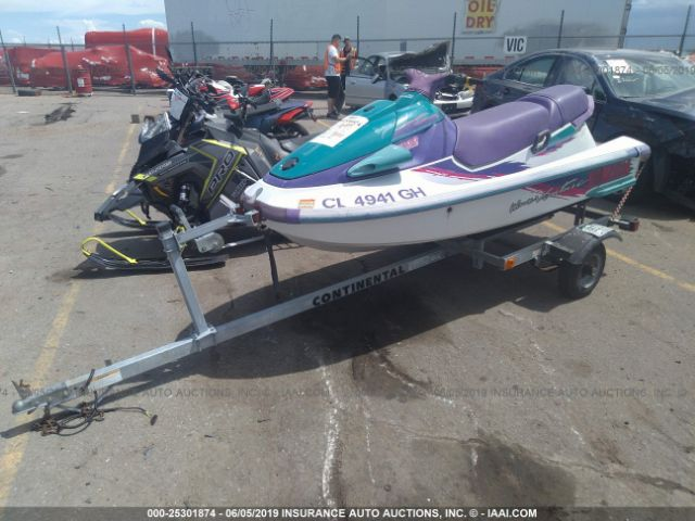Bill of Sale Only 1996 Yamaha Waveventure 1100 For Sale in