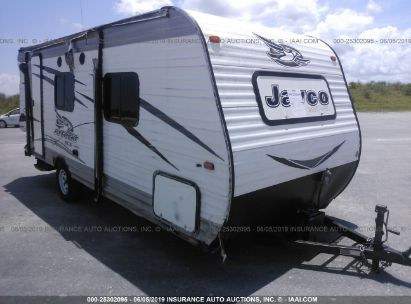 Salvage 2016 JAYCO OTHER for sale