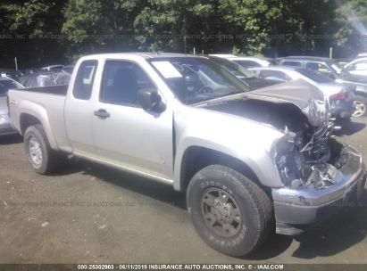 Salvage 2008 GMC CANYON for sale