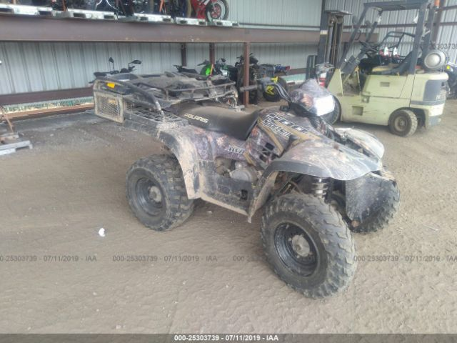2004 POLARIS SPORTSMAN - Small image. Stock# 25303739