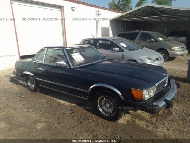 1980 MERCEDES-BENZ 2 DOOR - Small image. Stock# 25304214