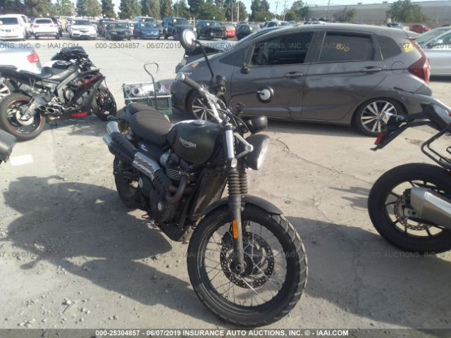 click here to view 2017 TRIUMPH MOTORCYCLE STREET SCRAMBLER at IBIDSAFELY