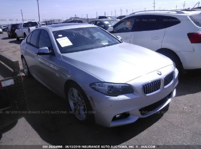 Salvage 2016 BMW 535 for sale