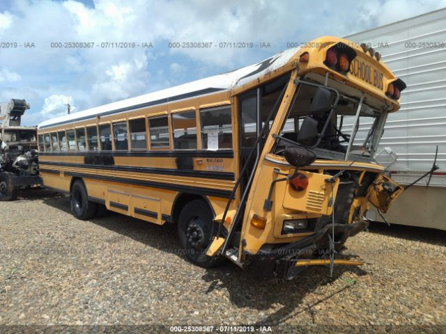 click here to view 2000 BLUE BIRD SCHOOL BUS / TRAN at IBIDSAFELY