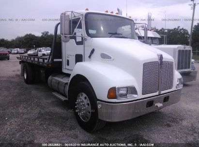 Salvage 2007 KENWORTH CONSTRUCTION for sale