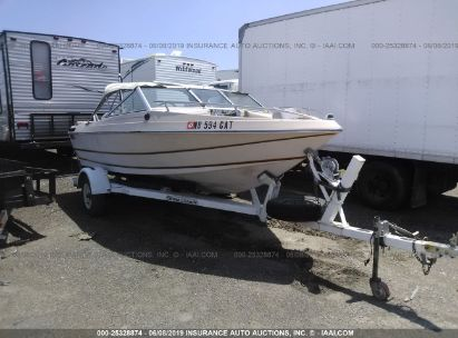 Salvage 1985 LEGEND 16 FT OIN for sale