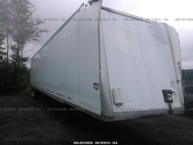 click here to view 2004 WABASH NATIONAL CORP 53 FOOT BOX TRAILER at IBIDSAFELY