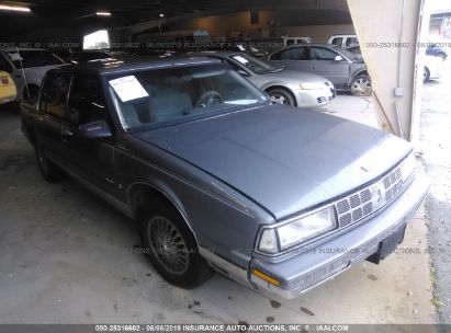 Salvage 1990 OLDSMOBILE 98 for sale
