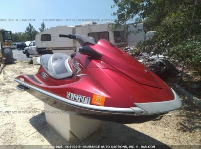 Salvage 2013 YAMAHA VX110 DELUXE for sale