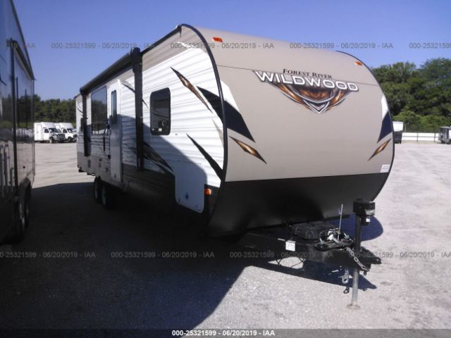 click here to view 2019 FOREST RIVER WILDWOOD 27RKSS at IBIDSAFELY
